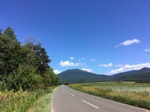 furano/early autumn/scenery